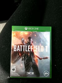 Battlefield 1 Xbox One game case Mableton, 30126