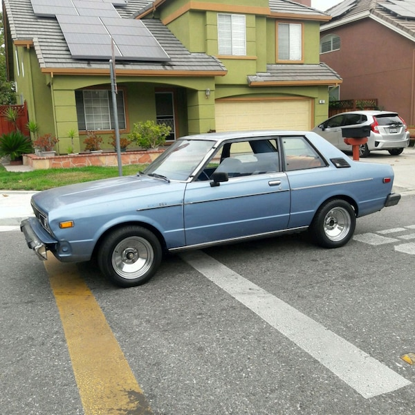 Used Datsun Stanza 510 1980 For Sale In San Carlos Letgo