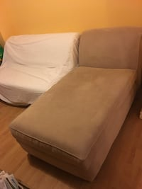 Brown chaise pick up Mississauga Mississauga, L4W 2X2