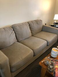 Couch with loveseat  Alexandria, 22060