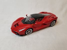 Silverlit Red RC Ferrari toy car for sale, bluetooth controlled