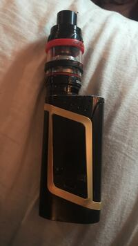 Just the mod with batteries,NO TANK