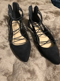 Jessica Simpson flats 8M Joint Base Andrews