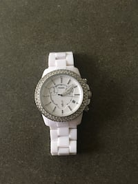 White Fossil Watch Tampa, 33602