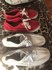 2 pair of women's shoes size 8