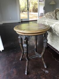 End tables two, Leather top Phoenix, 85018