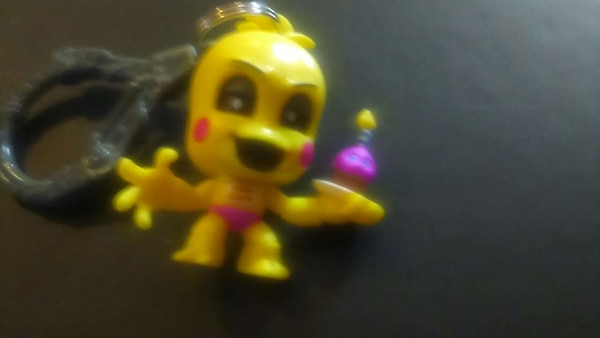 Toy Chica Fnaf Five Nights At Freddys