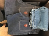Jeans 939 have 200 of them different colors n sizes Los Angeles, 90011