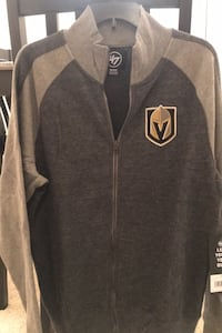 Golden Knights match track jacket