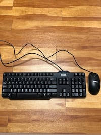 Dell USB Keyboard and Mouse Wakefield, 01880