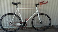 white and black road bike Phoenix, 85043