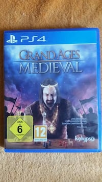 Grand Ages Medieval ps4  Berlin, 13347