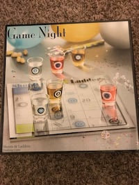 Glassware Set Game - Shoots & Ladders Shot Glass and Glass Board Pembroke Pines, 33025