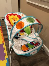 Fisher price kick n play musical bouncer Toms River, 08755