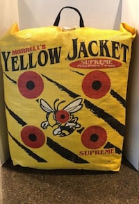 Morrell's yellow jacket supreme field point target Manassas, 20112