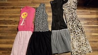 4 girls dresses size 10-12 San Antonio, 78223
