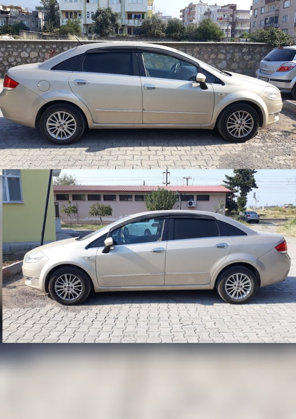 2012 Fiat Linea ACTIVE PLUS 1.3 MULTIJET 90 HP 2438a355-0620-4852-b83b-2602a4ce5f27