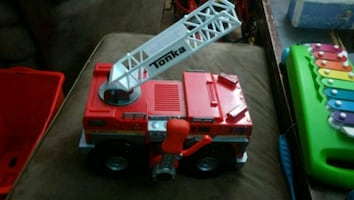 Fire truck toy... $15