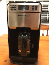 black and gray Cuisinart coffeemaker box Burnaby, V5H 2Z6