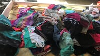 Girls clothing lots of mixed clothes  Port Hueneme, 93041