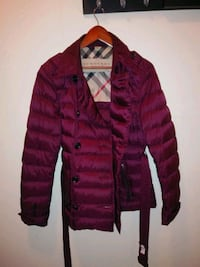 Burberry Brit Women's quilted jacket XL Toronto, M2K 1J4
