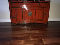 Antique Chinese Cabinet - Perfect Condition Falls Church