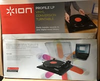 ION Profile LP Vinyl to CD/MP3 Conversion  New Carrollton, 20706