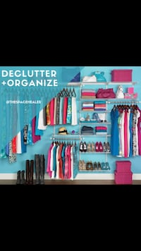 Organizing and decluttering  Surrey, V3T 2S8