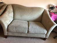 Love seat it has some stain but in good condition just one year old Falls Church, 22041