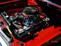 black and red car engine bay Leesburg, 20175