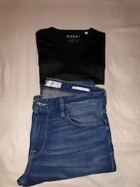 Guess jeans guess v neck New York, 11377