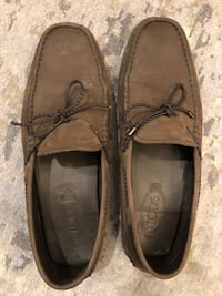 Tods driving shoes. Size 9 but fits more like size 10. Used condition Caledon, L7E