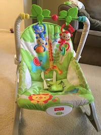 Fisher Price infant to toddler rocker chair. Fairfax, 22033