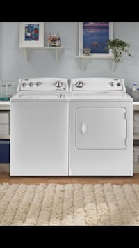 Whirlpool washer and dryer set brand new delivered to you from dealer $700 obo  Brampton, L6X 5E2