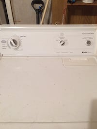 white front-load clothes dryer Kuna, 83634