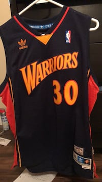Throwback Curry Warriors Jersey Washington, 20024
