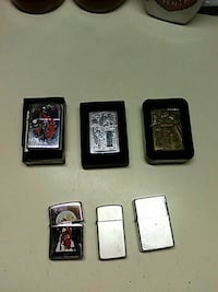 For Zippo collector's