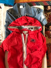 500 dollars worth of Clothes ( like new ) for 4 to 5 year olds.  Toronto, M4N 2E8