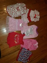 7 SIZE SMALL DOG CLOTHES Hagerstown, 21740