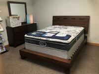 Beautiful bedroom Set! at Edmonton Beds Edmonton