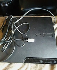 Ps3 with cords, controller, 5 games & headphones Wichita, 67214