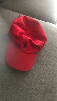 red and black fitted cap Fort Worth, 76140