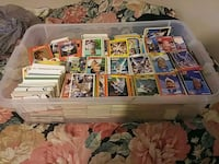 assorted baseball trading card collection Anderson, 46011
