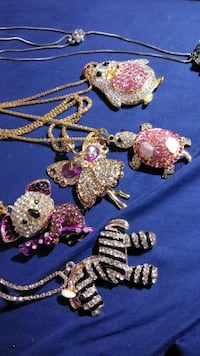 Betsey Johnson Necklaces