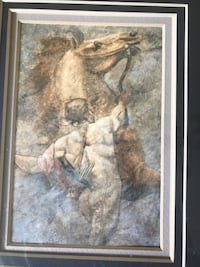 Fantastic Horse Framed Horse prints