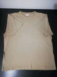 T-shirt Canda beige XL simple Rambouillet, 78120