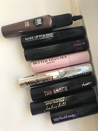 Assorted mascaras Mississauga, L5B