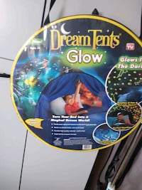 BNWT Dream Tents Glow Bed Tent Baltimore, 21224