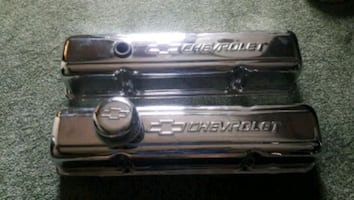 CHEVY SMALL BLOCK 283-400 PARTS
