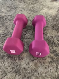 3lb weights St Thomas, N5R 5N8